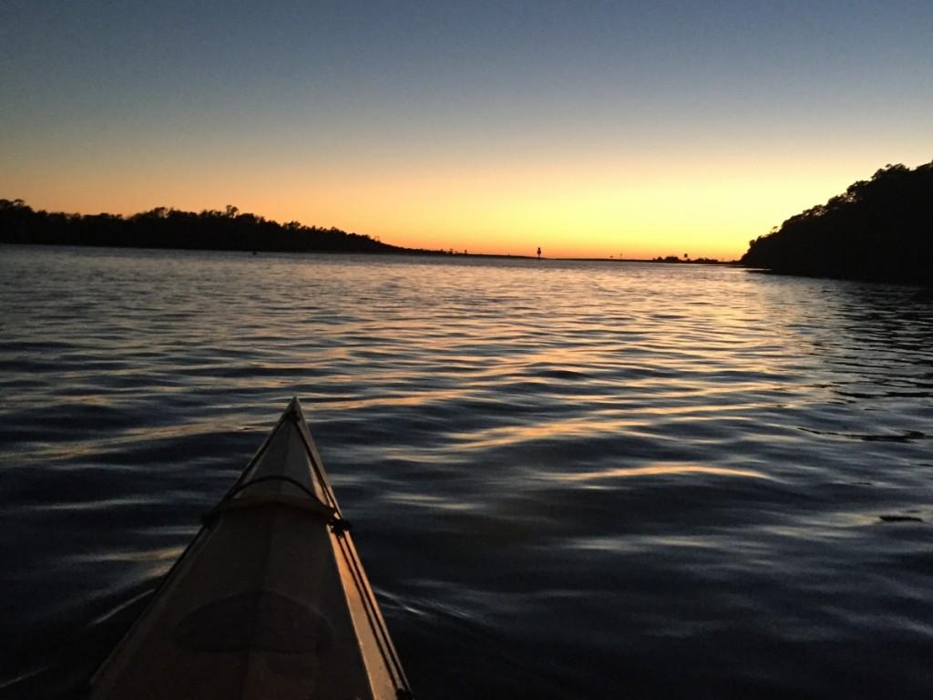 Sunset Kayak Tour Naples